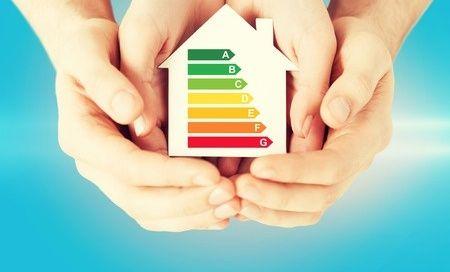 Ahorro Certificado de Eficiencia Energetica. Viviendas