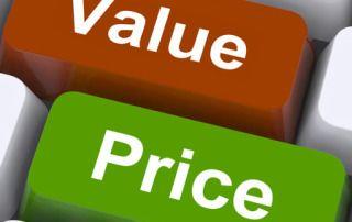 Valor y Precio . Tasaciones Inmobiliarias